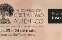 Conferência Cristianismo Autêntico 2015