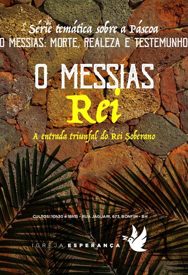 O Messias Rei